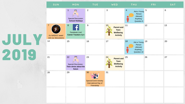 Parents Forum Monthly Activities and Events July 2019.png